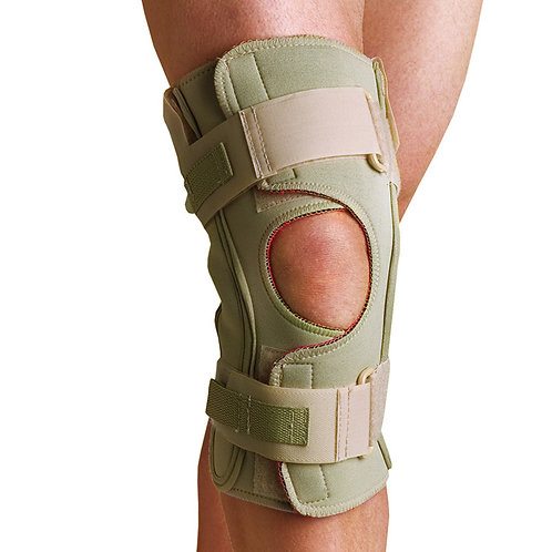 Thermoskin Hinged Knee Wrap Dual Pivot