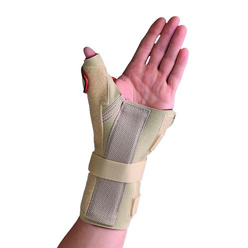 Thermoskin Wrist Hand Brace, Beige, RIGHT