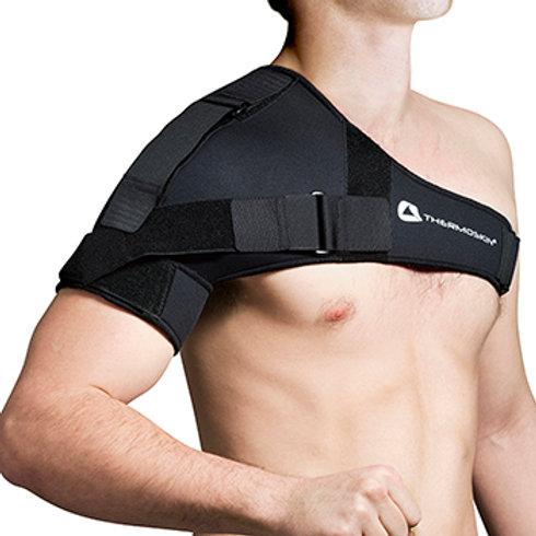 Adjustable Shoulder Stabilizer with Harness, Black