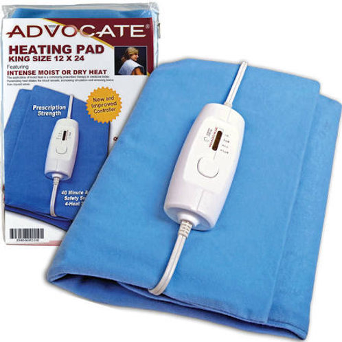 Advocate Heating Pad 12 Inch X 15 Inch 24 Ounce