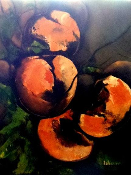 Peaches 20H X 16W