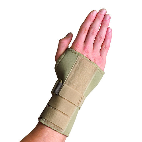 Carpal Tunnel with Dorsal Stay, Beige