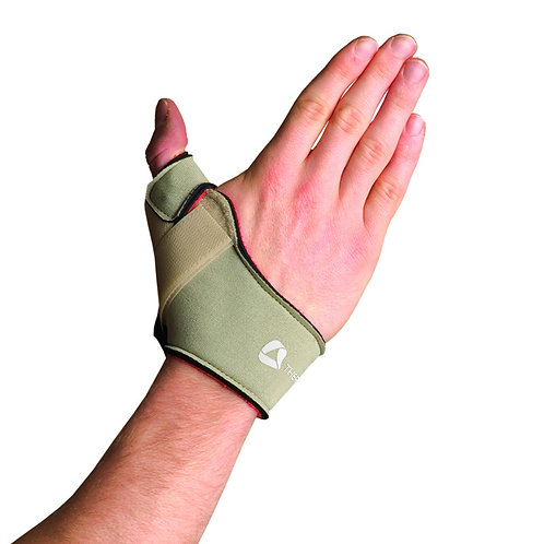 Flexible Thumb Splint, Beige