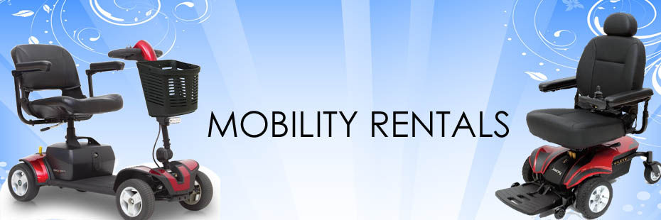 Power Mobility Rentals From Misson Medical Supply
