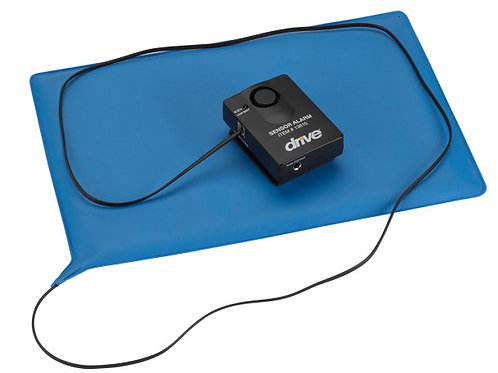 Pressure-Sensitive Chair and Bed Patient Alarm