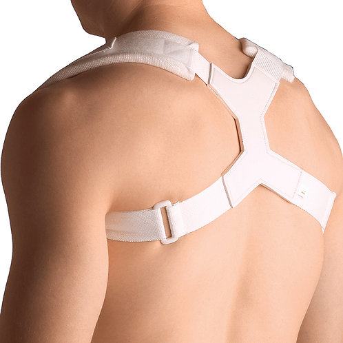 Clavicle Support, White