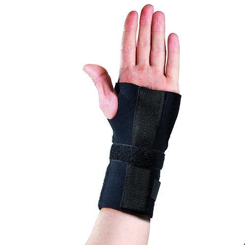 Adjustable Wrist Hand Brace, Black, One Size