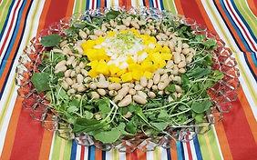 Mango-Lime Bean Salad
