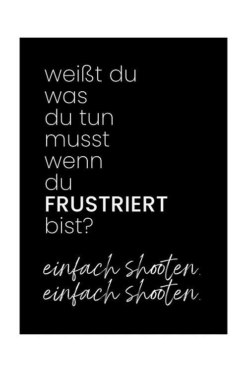 EINFACH SHOOTEN