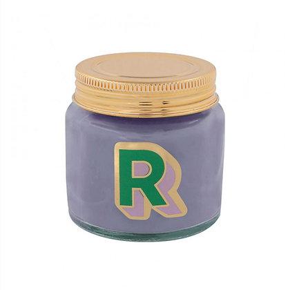 Mini Jar Candle - Letter R