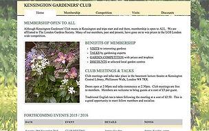 Kensington Gardeners' Club