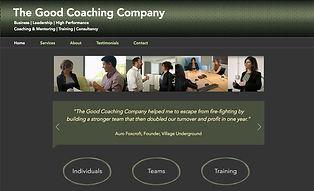 The Good Coaching Company