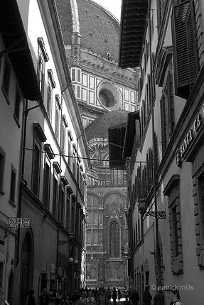 Florence Basilica by Patrick Mills