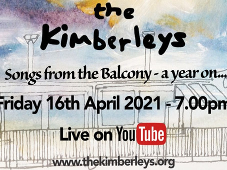 SONGS FROM THE BALCONY - A YEAR ON