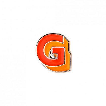 Enamel Pin - Letter G
