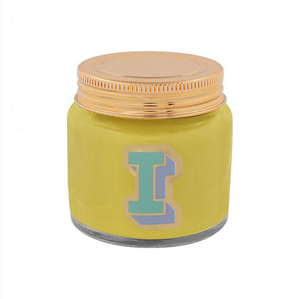 Mini Jar Candle - Letter I