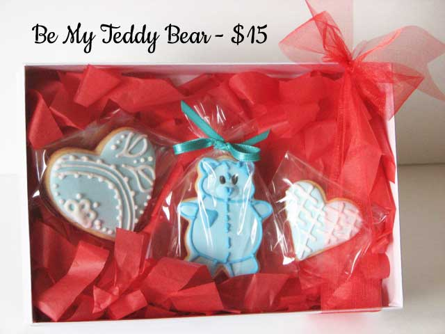 Be My Teddy Bear - $15