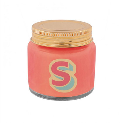 Mini Jar Candle - Letter S