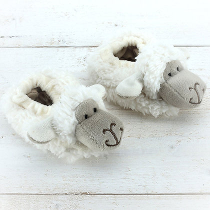 Sheep Baby Slippers