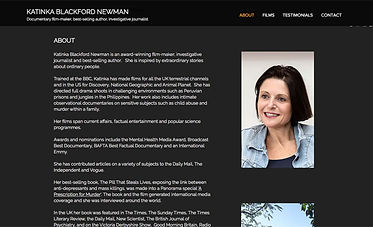 Katinka Blackford Newman