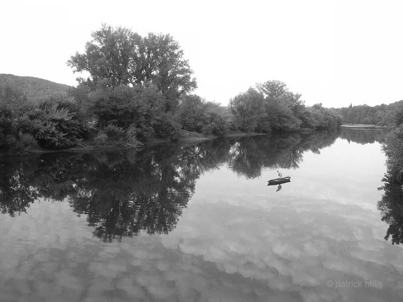 fisherman dordogne