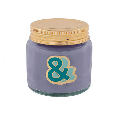 Mini Jar Candle - & Symbol