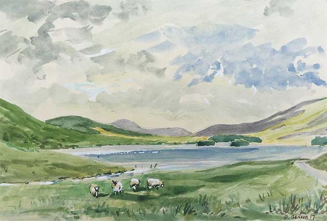 Loch Dughallie, Ross-shire