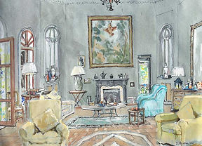 Bussento, The Drawing Room (2 of 2)