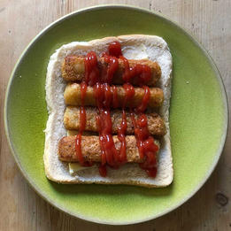 fishfinger sandwich
