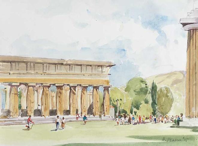 Temple of Hera, Paestum (2)