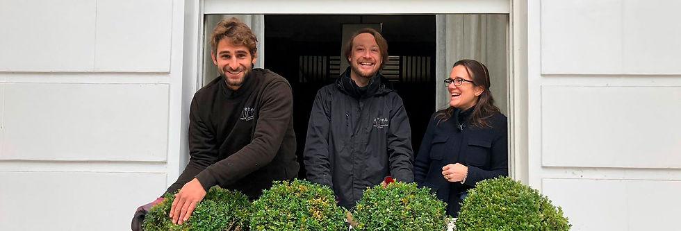 landscape gardeners chelsea