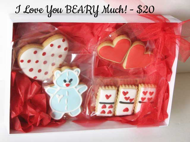 I Love You BEARY Much - $20