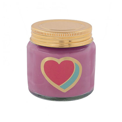 Mini Jar Candle - Heart