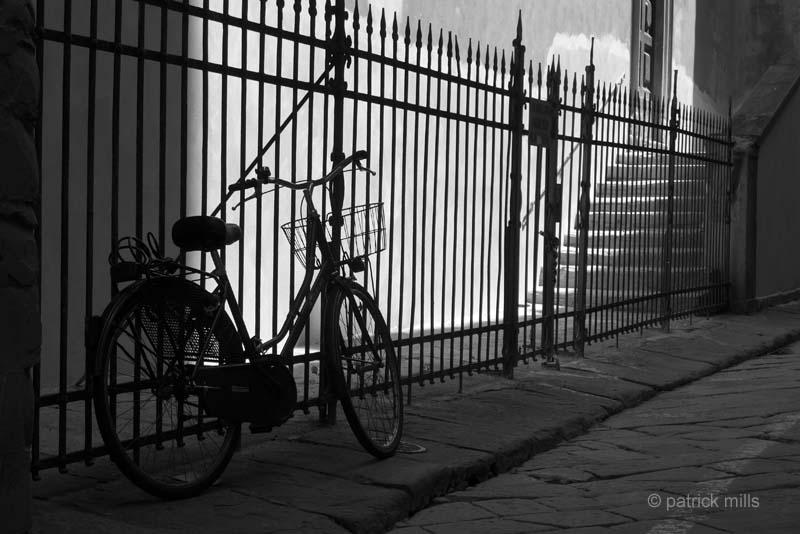 bike, florence