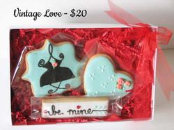 Vintage Love - $20