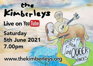 The Kimberleys Live on YouTube