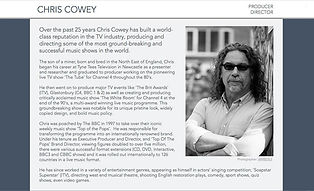 Chris Cowey