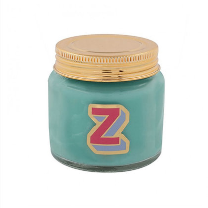 Mini Jar Candle - Letter Z