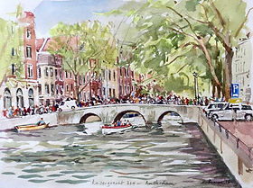 Kaisergracht 224, Amsterdam