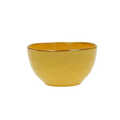 Italian Yellow Ochre Bowl - Small