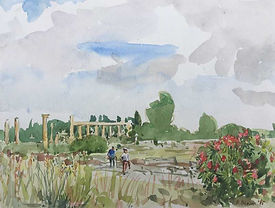Temple of Athena, Paestum