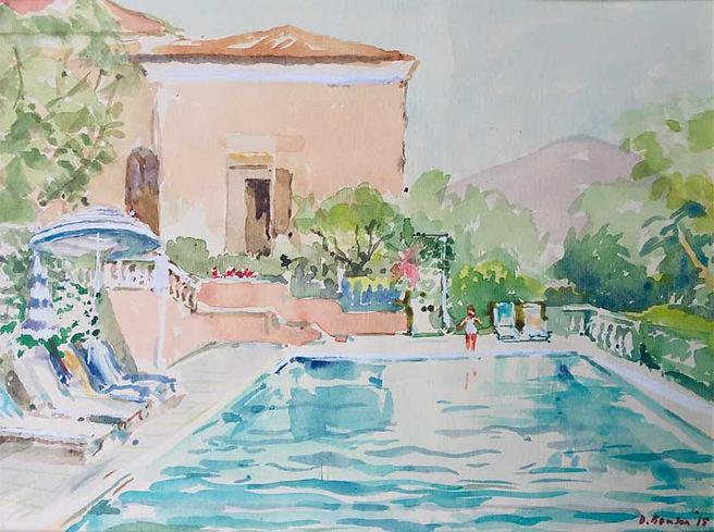 Bussento Pool