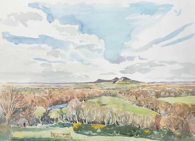 Scott's View, Eildon Hills
