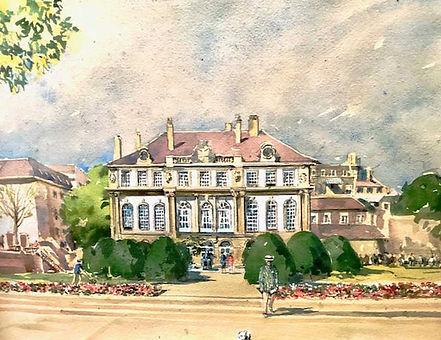 David Benson Watercolours