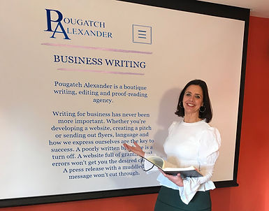 Ghostwriting, Podcasts, Business Writing