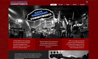 Dave Finnegan's Commitments