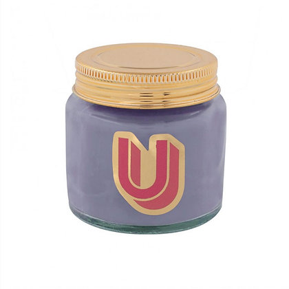 Mini Jar Candle - Letter U