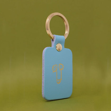 Willy Key Fob - Turquoise