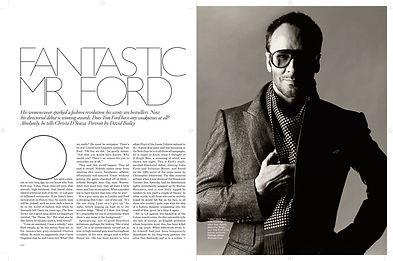 TOM FORD - -FANTASTIC MR FORD
