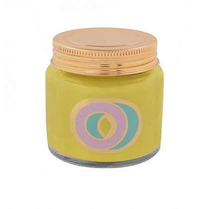 Mini Jar Candle - Letter O